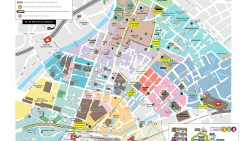 mapa de londres pdf MAPA TURÍSTICO DE LONDRES (PDF) – Trip Time mapa de londres pdf